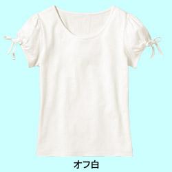 リボン付きTシャツ