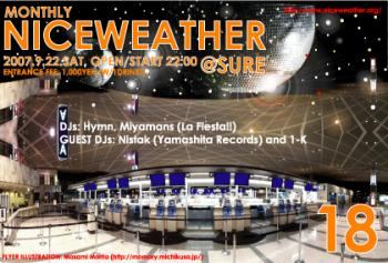 NICEWEATHER vol.18