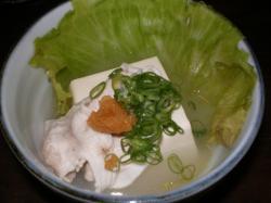 喜庵 豆腐