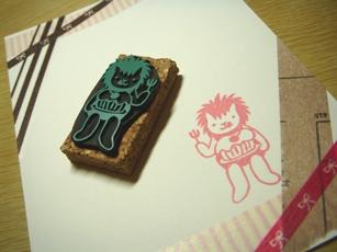 2009.3.3ライオンケーキ