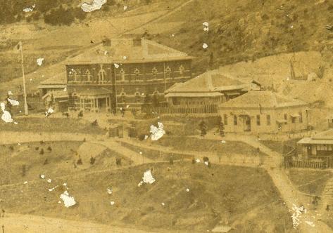 明治初期の街並み2
