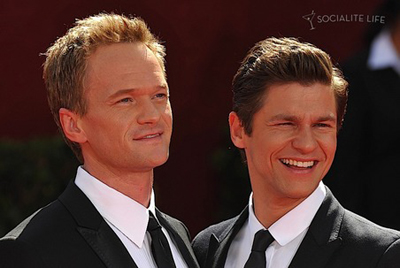 Emmy neil-patrick-harris-david-burtka