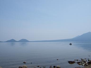 2008.07.02  支笏湖初③