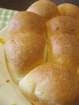 丸パン集合体