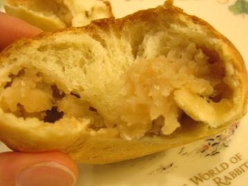 大福豆あんパン