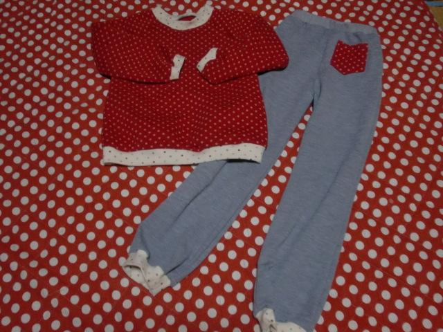 娘のパジャマ