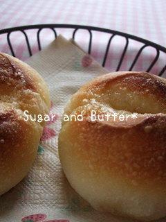 シュガーバター