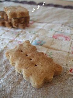 ハチミツクッキー