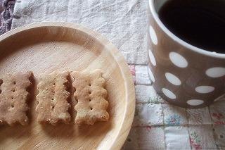 蜂蜜クッキー