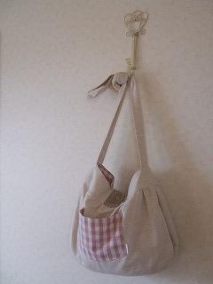 まんまるバッグ