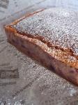 紫イモケーキ