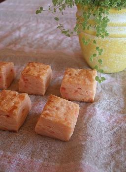 イチゴ酵母のスコーン