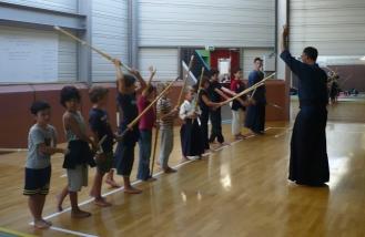 子ども剣道教室