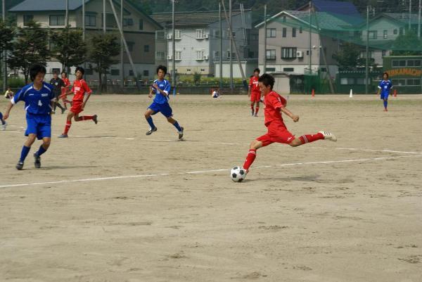 サッカー14