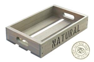 オリジナル木箱 グレー