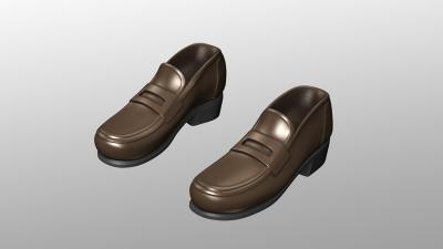 アイギス靴