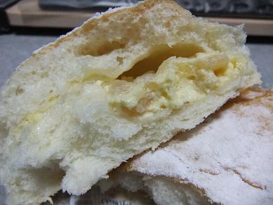 リョーユーパン「シャキシャキ林檎のクリームパン」3