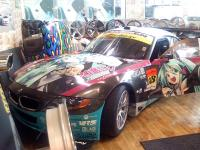 初音ミク Studie GLAD BMW Z4