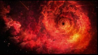 移動性ブラックホール