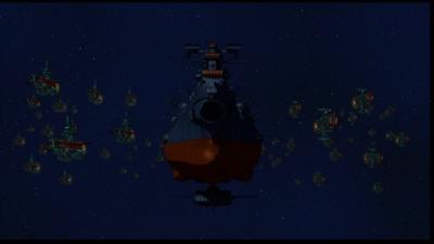 ヤマト+護衛艦