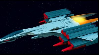新艦載機 コスモパルサー