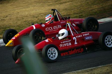 FJ1600決勝