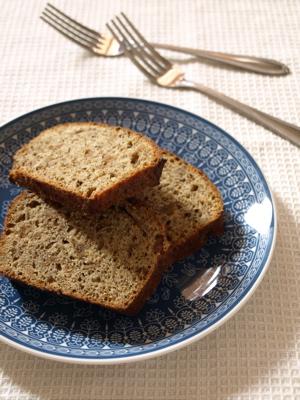 イチジクとチャイのパン