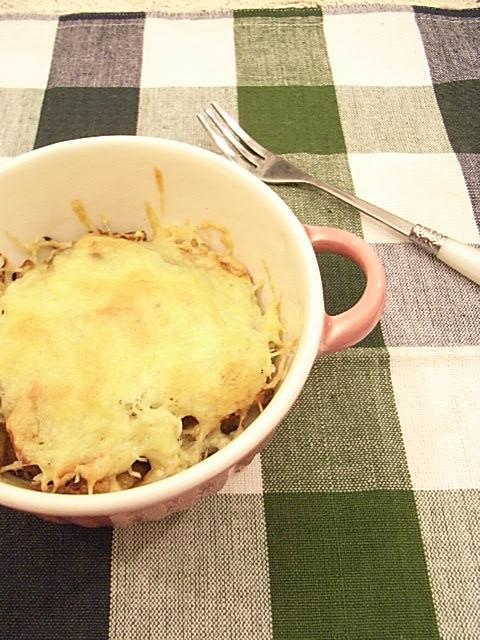 金平チーズ焼き