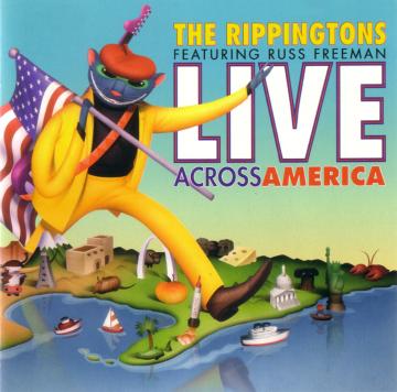 live across america 00