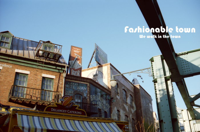 Fashionable town2