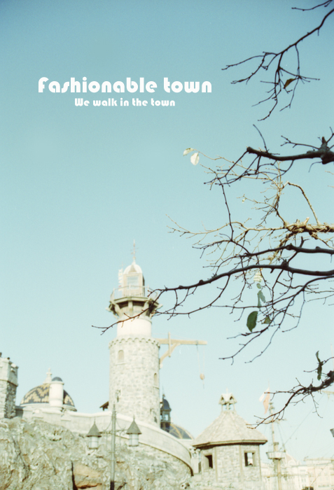 Fashionable town3