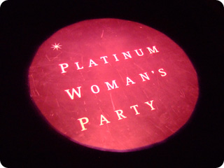 Platinum Woman's Party supported by REVITAL GRANAS