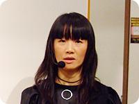 メイベリン ニューヨーク専属メイクアップディレクター・Rie Omotoさん