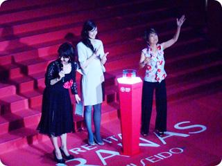 MC:木佐アナ、ゲスト:マイコさん、綾戸智絵さん