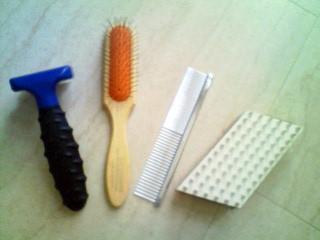 道具の数々
