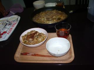 0927ダー夕食