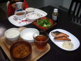 1011夕飯