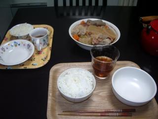 1020夕飯