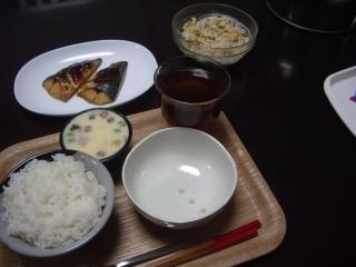 1116夕飯