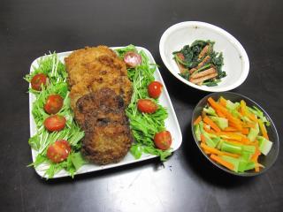 0211夕飯