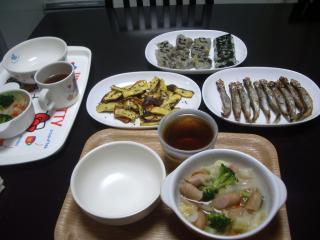 1013夕飯