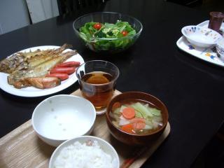 1210夕飯