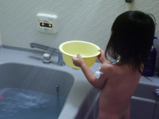 1029お風呂いー