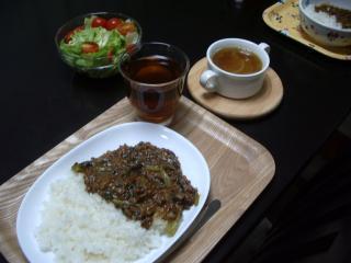 1107夕飯