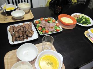 1225夕飯