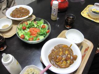0302夕飯大人