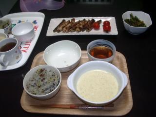 1012夕飯