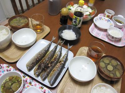 0615晩御飯