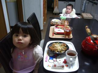 1121夕飯