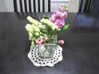 0214今週のお花